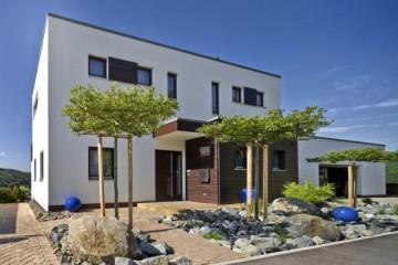 Realizzazione Casa in Legno Casa Bergmann di Design Haus Italia