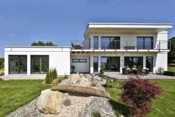 Realizzazione Casa in Legno Casa Sigmaringen di Design Haus Italia