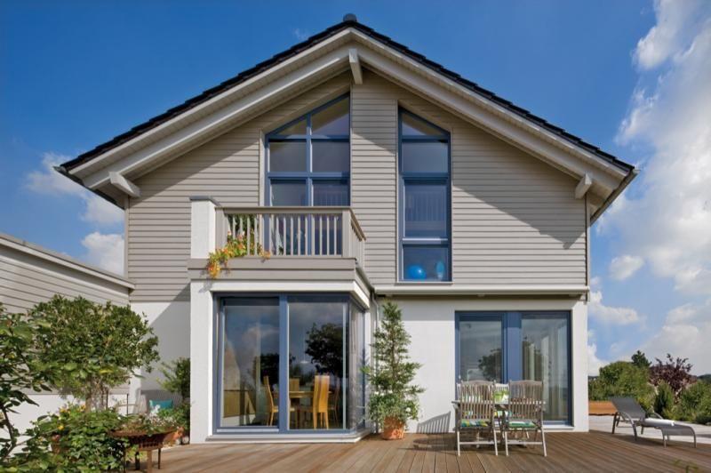 Casa legno design immagine di anteprima per case moderne for Piccoli piani casa moderna casetta