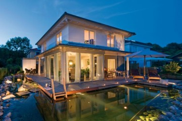 Realizzazione Case in Legno Casa Traunstein di Design Haus Italia