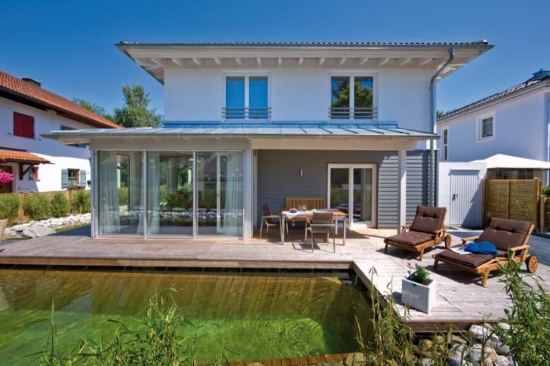 Case in legno Design Haus Italia Casa Traunstein
