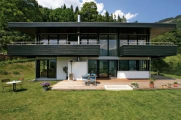 Realizzazione Casa in Legno Casa Zell am See di Design Haus Italia