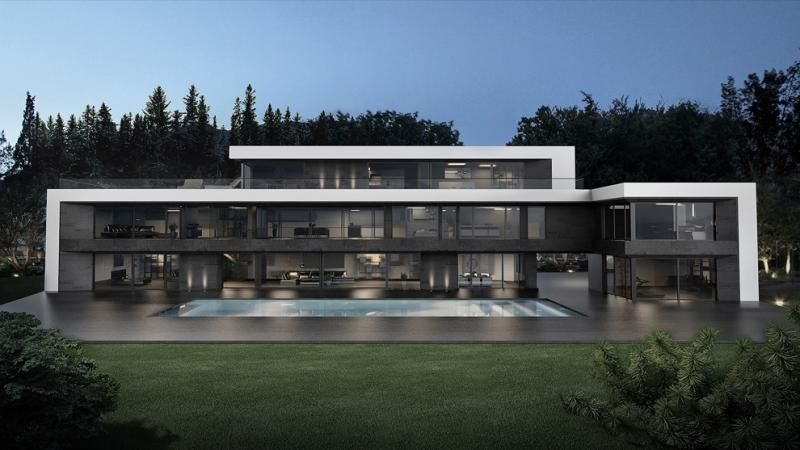 Realizzazione casa in legno modello timeless homes di for Case in legno italia