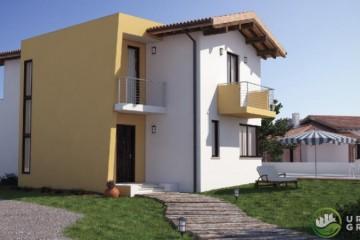 Modello Casa in Legno URB 05 di Urban Green