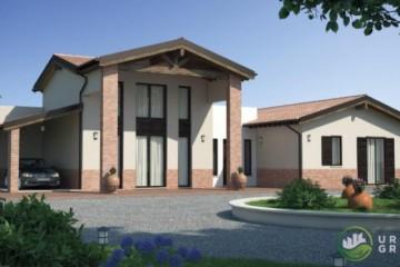 Modello Casa in Legno URB 10 di Urban Green
