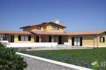 Modello Casa in Legno URB 12 di Urban Green