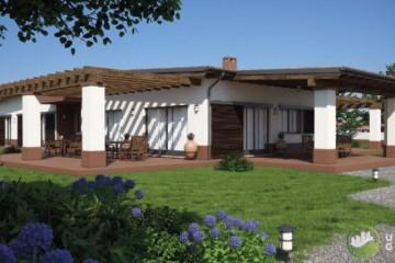 Modello Casa in Legno URB 29 di Urban Green