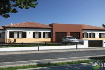 Modello Casa in Legno URB 31 di Urban Green