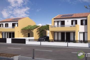 Modello Casa in Legno URB 32 di Urban Green