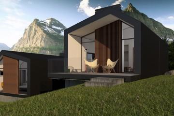 Modello Casa in Legno Arthemis | Struttura PluSystem di Plushaus Srl