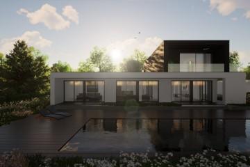 Modello Casa in Legno Isabella | Struttura PluSystem di Plushaus Srl