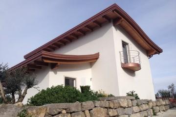 Realizzazione Casa in Legno Casa in legno di Nuove Architetture Case in legno srl