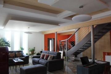 Realizzazione Casa in Legno Casa in X-Lam di Nuove Architetture Case in legno srl