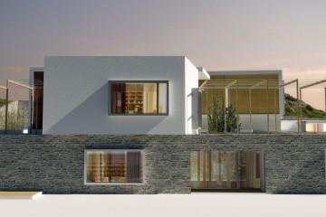 Realizzazione Casa in Legno Villa Estasi di Nuove Architetture Case in legno srl