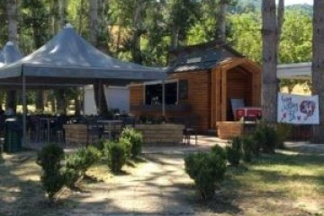 Modello Casa in Legno Bistrot di Nuove Architetture Case in legno srl