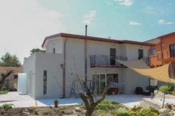 Modello Casa in Legno Villa in x-lam di Nuove Architetture Case in legno srl