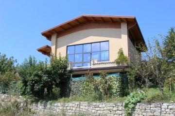 Realizzazione Casa in Legno Villa a San Marco dei Cavoti (BN) di Nuove Architetture Case in legno srl