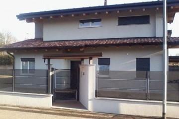 Realizzazione Casa in Legno Casa Brianza legno tecnologia XLam certificato FSC - PEFC di BCL Bergamasca Costruzioni Legno