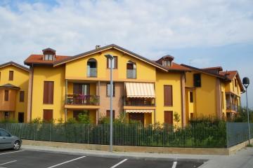 Realizzazione Casa in Legno Palazzine in xlam provincia di Milano di BCL Bergamasca Costruzioni Legno