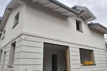 Modello Casa in Legno Legno Lamellare cert. PEFC FSC zona Milano di BCL Bergamasca Costruzioni Legno
