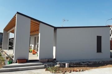 Modello Casa in Legno Casa in XLAM provincia di Milano di BCL Bergamasca Costruzioni Legno