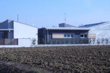 Realizzazione Casa in Legno Casa Bifamiliare di Architettura Lamellare srl