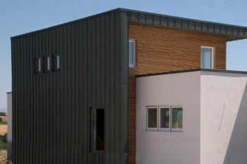 Realizzazione Casa in Legno Monofamiliare di Architettura Lamellare srl