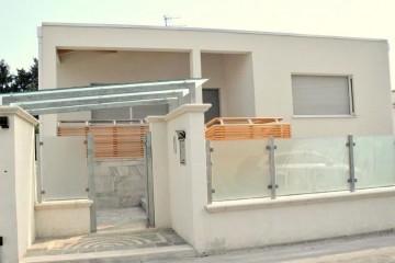 Realizzazione Casa in Legno Al Pescara 2 di Architettura Lamellare srl