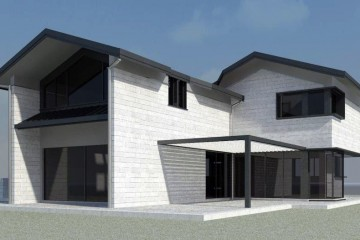 Realizzazione Casa in Legno AL Varese di Architettura Lamellare srl