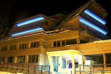 Realizzazione Struttura ricettiva (hotel, villaggio) in Legno AL Hotel di Architettura Lamellare srl