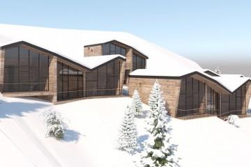 Realizzazione Casa in Legno AL  Villaggio residenzie di Architettura Lamellare srl