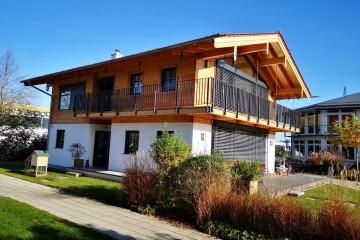 Realizzazione Casa in Legno CASA LIESL di Lusaan S.r.l.s.