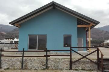 Realizzazione Casa in Legno Villetta in classe energetica