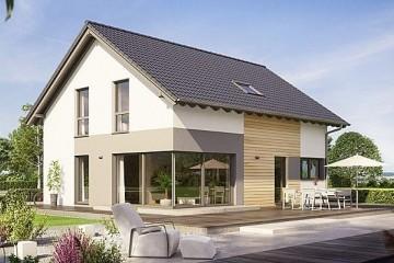 Modello Casa in Legno Vita di Euroedilegno srl