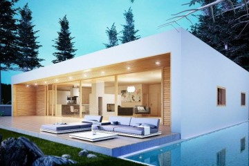 Modello Casa in Legno Naomi di Euroedilegno srl
