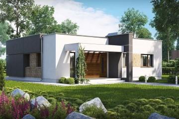 Modello Casa in Legno Giada di Euroedilegno srl