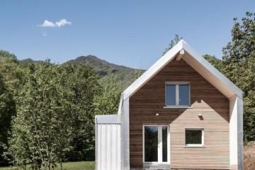 Modello Casa in Legno Helena di Euroedilegno srl
