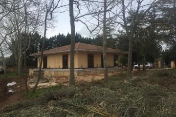 Realizzazione Casa in Legno Casa a Maglie di KOSTRUIRE - Sostenibilità e innovazioni abitative