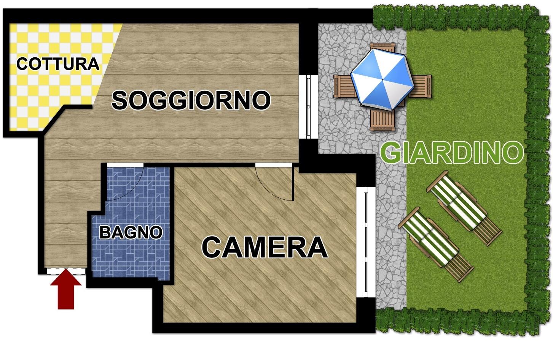 Vendita Appartamento Cogorno