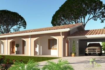 Casa in Legno Villa Luisa