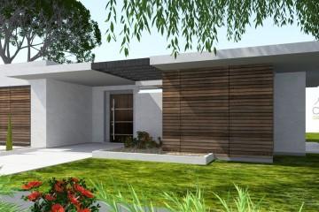 Modello Casa in Legno Villa Simona di CASA Dom
