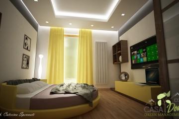 Modello Casa in Legno Interior Design di CASA Dom