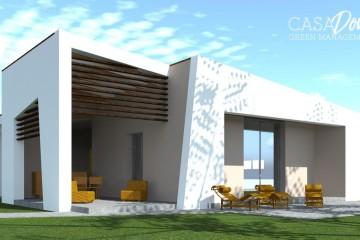 Modello Casa in Legno Villa Ludovica di CASA Dom