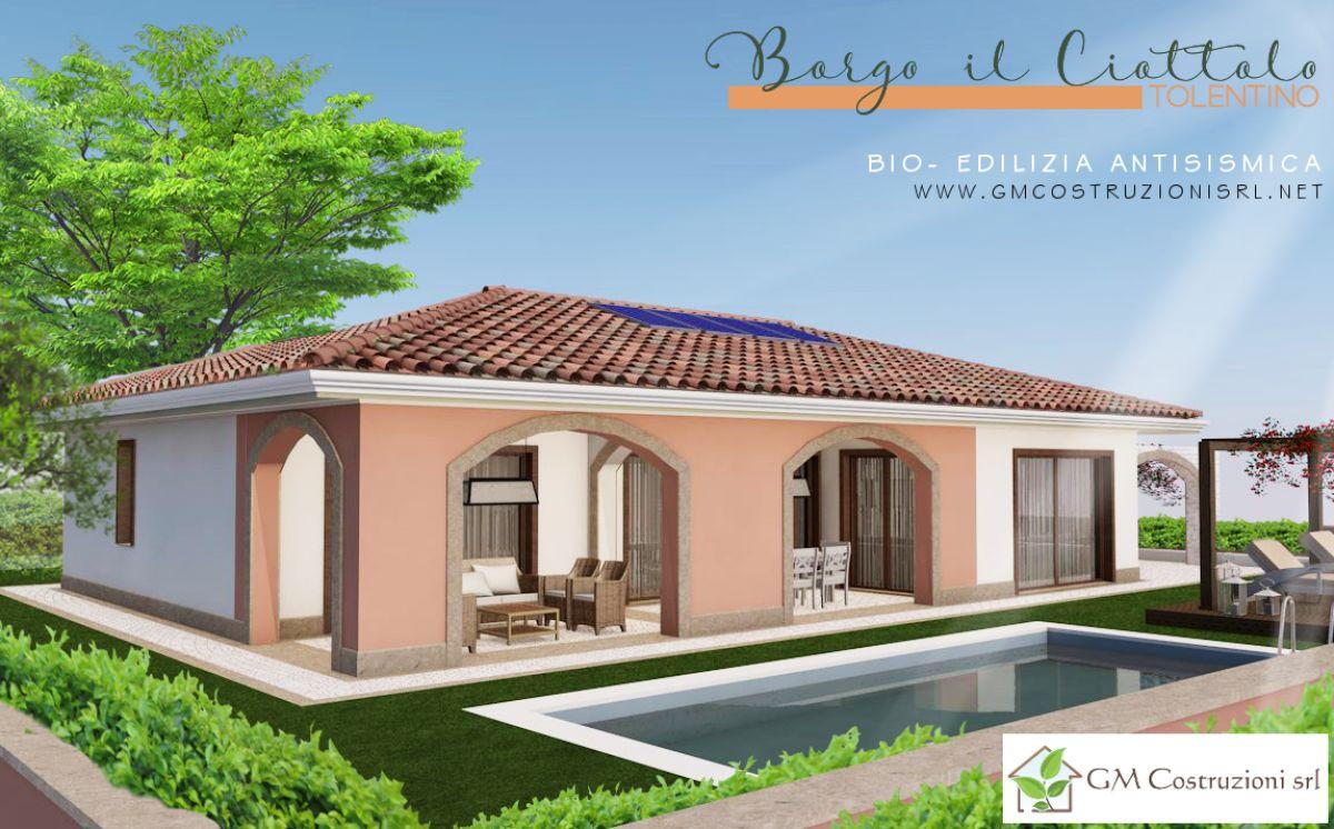 Casa in legno modello villa lorenza 113 mq di casa dom for Case in legno 150 mq