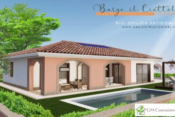 Modello Casa in Legno Villa Lorenza 113 mq di CASA Dom
