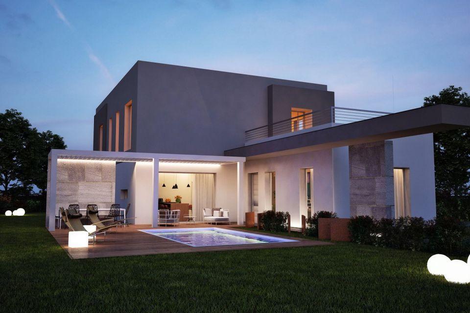 Casa in Legno in stile Moderno: WOODEN DREAM