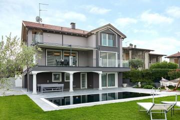 Casa in Legno Panorama 360