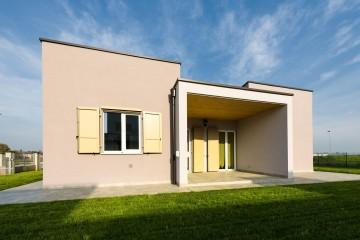 Realizzazione Casa in Legno The Fusion House di Ville in Bioedilizia