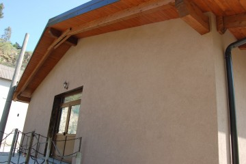 Realizzazione Casa in Legno RECENTI COSTRUZIONI di Angoli Legno sas di Mascaro Giuseppe & C.