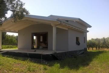 Realizzazione Casa in Legno Lamezia Terme di Angoli Legno